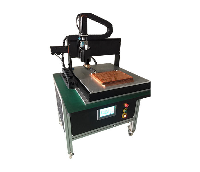 XYZ三轴自动点焊机
