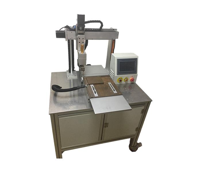 三轴自动点焊机