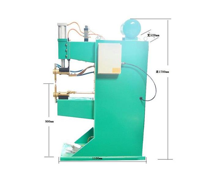 SPW-A50K电子脉冲式点焊机