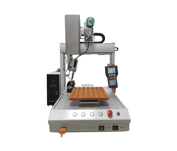 自动焊锡点焊机