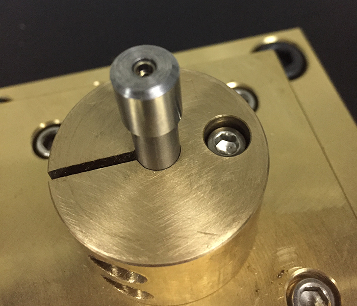 TO46晶体管封装点焊机